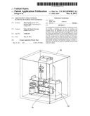 ARRANGEMENT FOR AUTOMATIC HANDLING OF RADIOACTIVE MATERIALS diagram and image