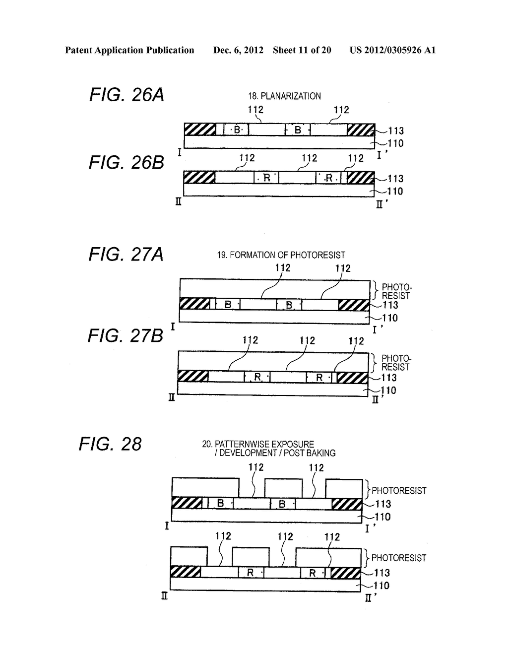 SOLID-STATE IMAGING DEVICE, PROCESS OF MAKING SOLID STATE IMAGING DEVICE,     DIGITAL STILL CAMERA, DIGITAL VIDEO CAMERA, MOBILE PHONE, AND ENDOSCOPE - diagram, schematic, and image 12