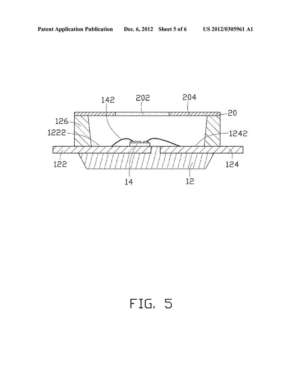 LED DEVICE AND METHOD FOR MANUFACTURING THE SAME - diagram, schematic, and image 06