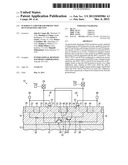 SCR/MOS CLAMP FOR ESD PROTECTION OF INTEGRATED CIRCUITS diagram and image