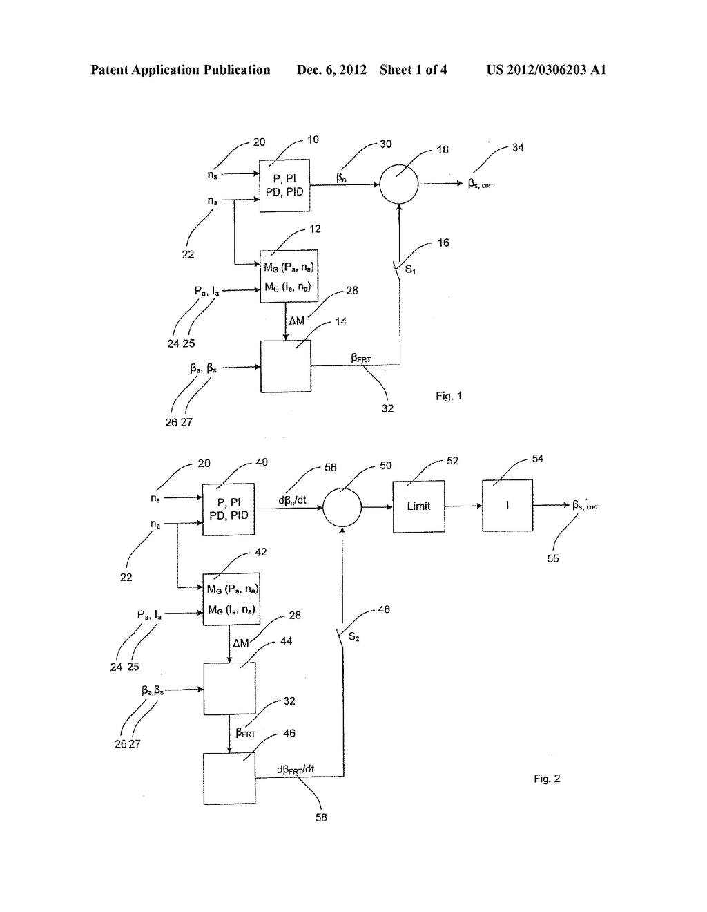 METHOD FOR OPERATING A WIND TURBINE IN THE EVENT OF A GRID ERROR AND A     WIND TURBINE FOR CARRYING OUT SAID METHOD - diagram, schematic, and image 02