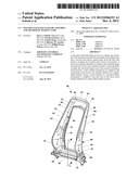 ONE-PIECE SEAT BACK FRAME ASSEMBLY AND METHOD OF MAKING SAME diagram and image