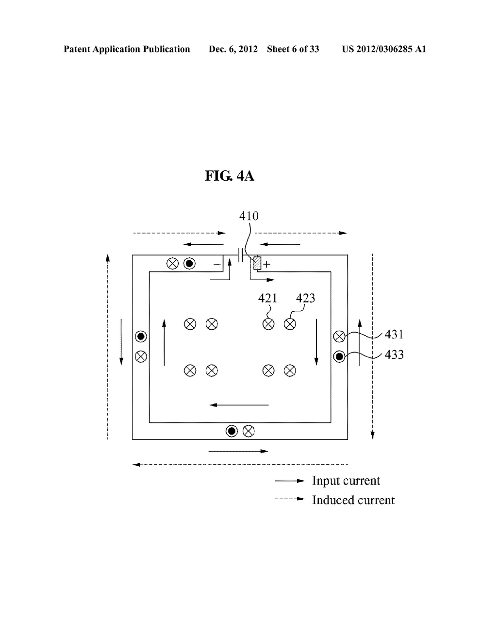 METHOD AND APPARATUS FOR DETECTING EFFICIENCY OF WIRELESS POWER     TRANSMISSION - diagram, schematic, and image 07