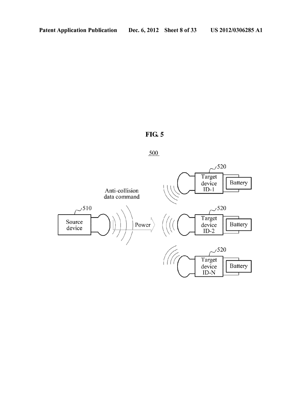METHOD AND APPARATUS FOR DETECTING EFFICIENCY OF WIRELESS POWER     TRANSMISSION - diagram, schematic, and image 09
