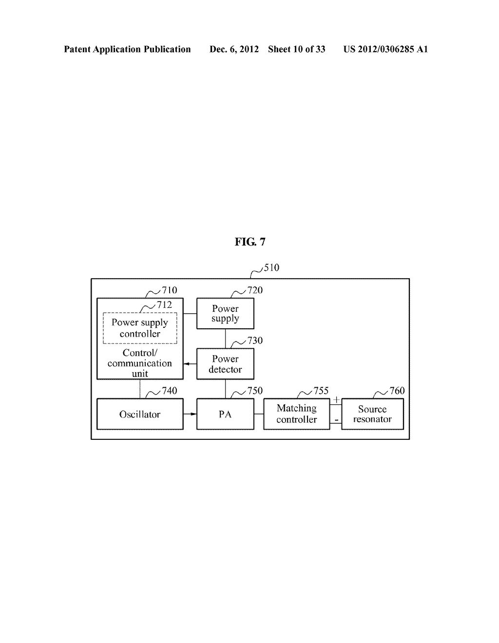 METHOD AND APPARATUS FOR DETECTING EFFICIENCY OF WIRELESS POWER     TRANSMISSION - diagram, schematic, and image 11