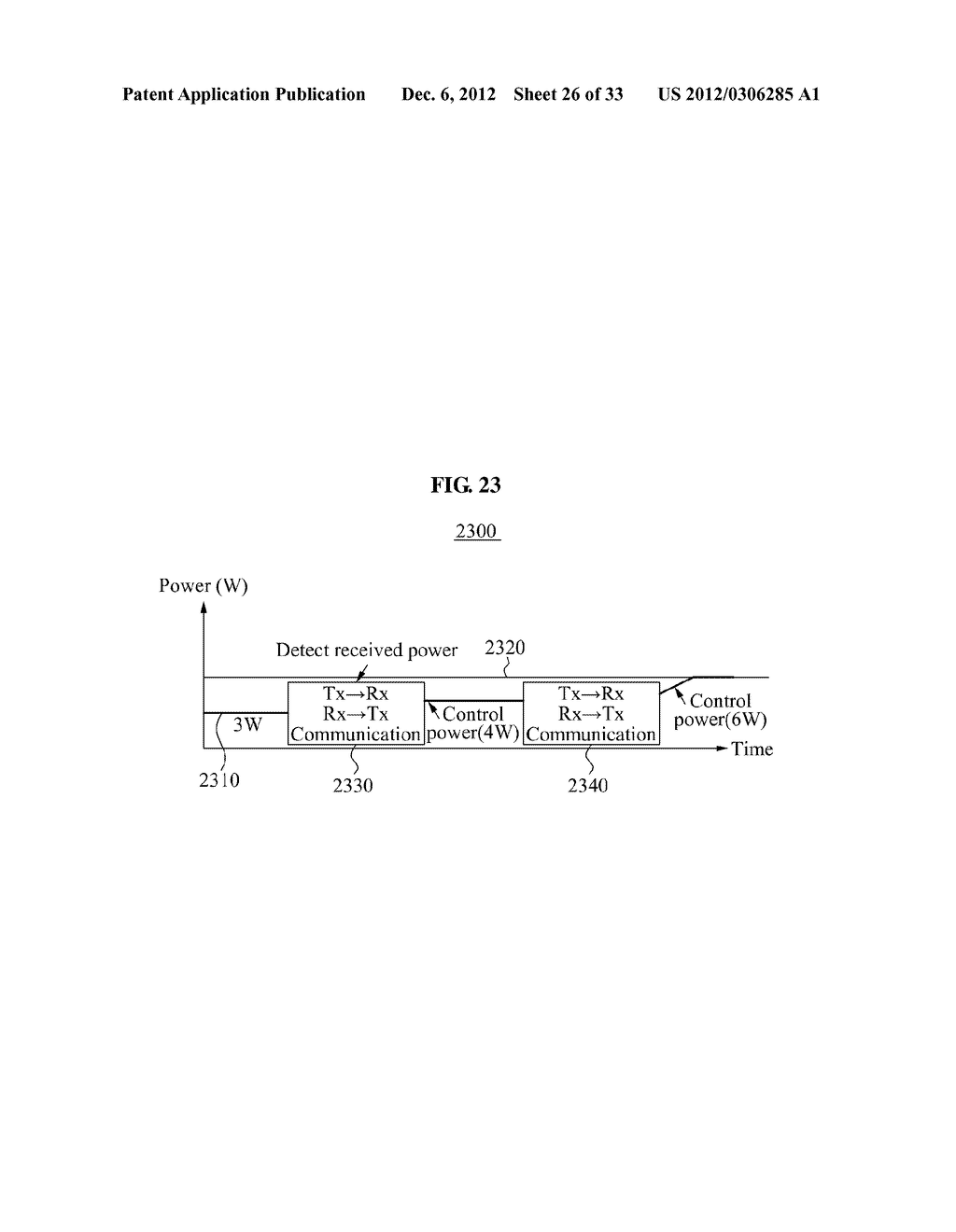 METHOD AND APPARATUS FOR DETECTING EFFICIENCY OF WIRELESS POWER     TRANSMISSION - diagram, schematic, and image 27
