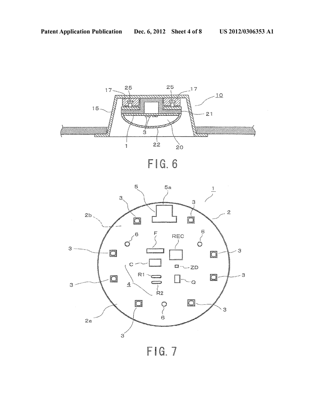 Light-Emitting Module and Lighting Apparatus - diagram, schematic, and image 05