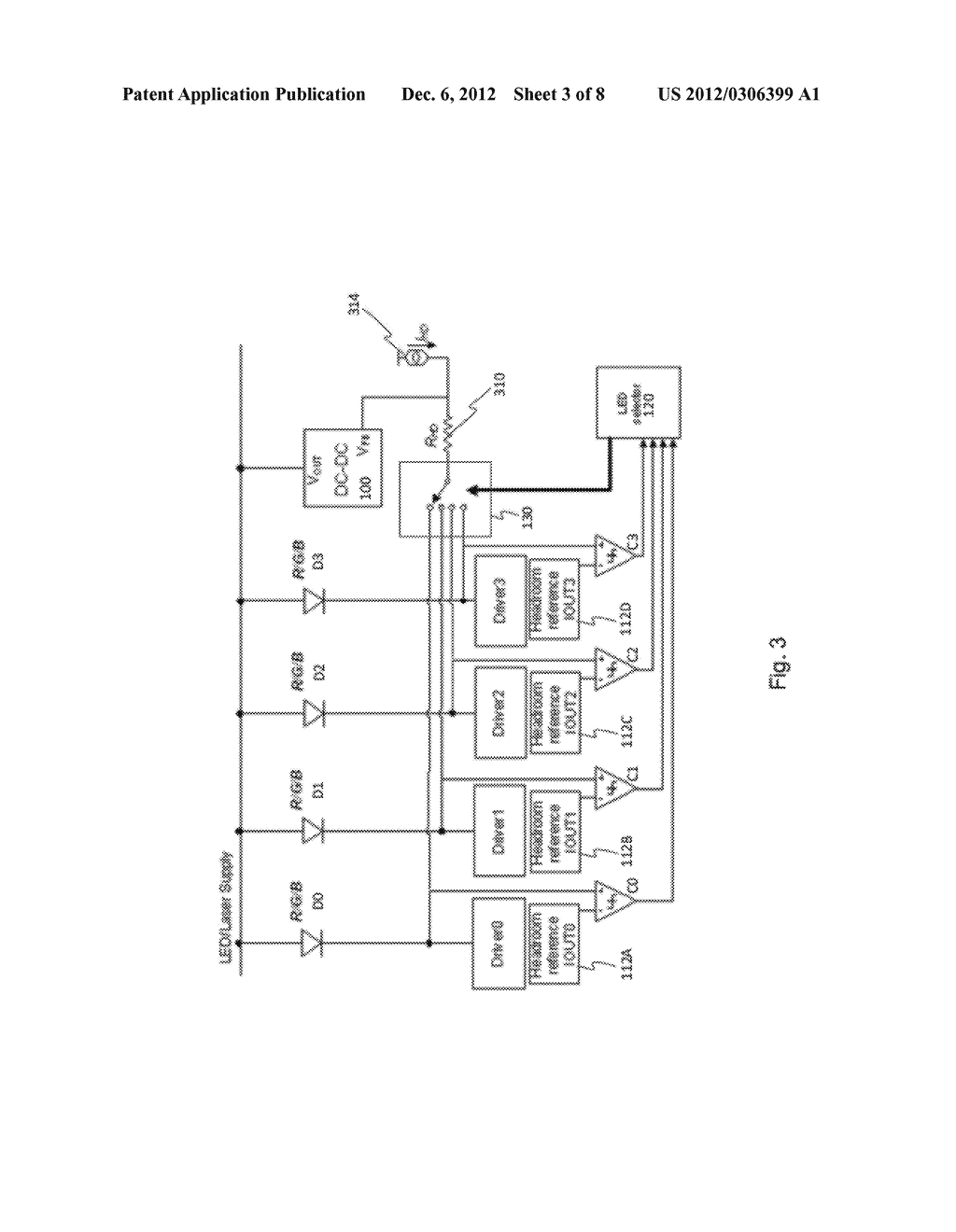 Projector System With Single Input Multiple Output Dc Converter To Circuit Diagram Schematic And Image 04