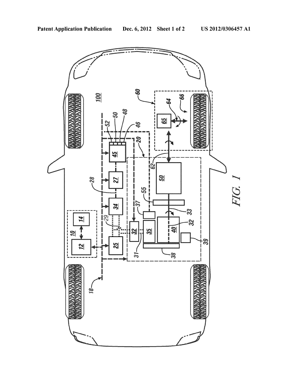 METHOD AND APPARATUS FOR OPERATING A POWERTRAIN SYSTEM IN RESPONSE TO     ACCESSORY LOAD - diagram, schematic, and image 02