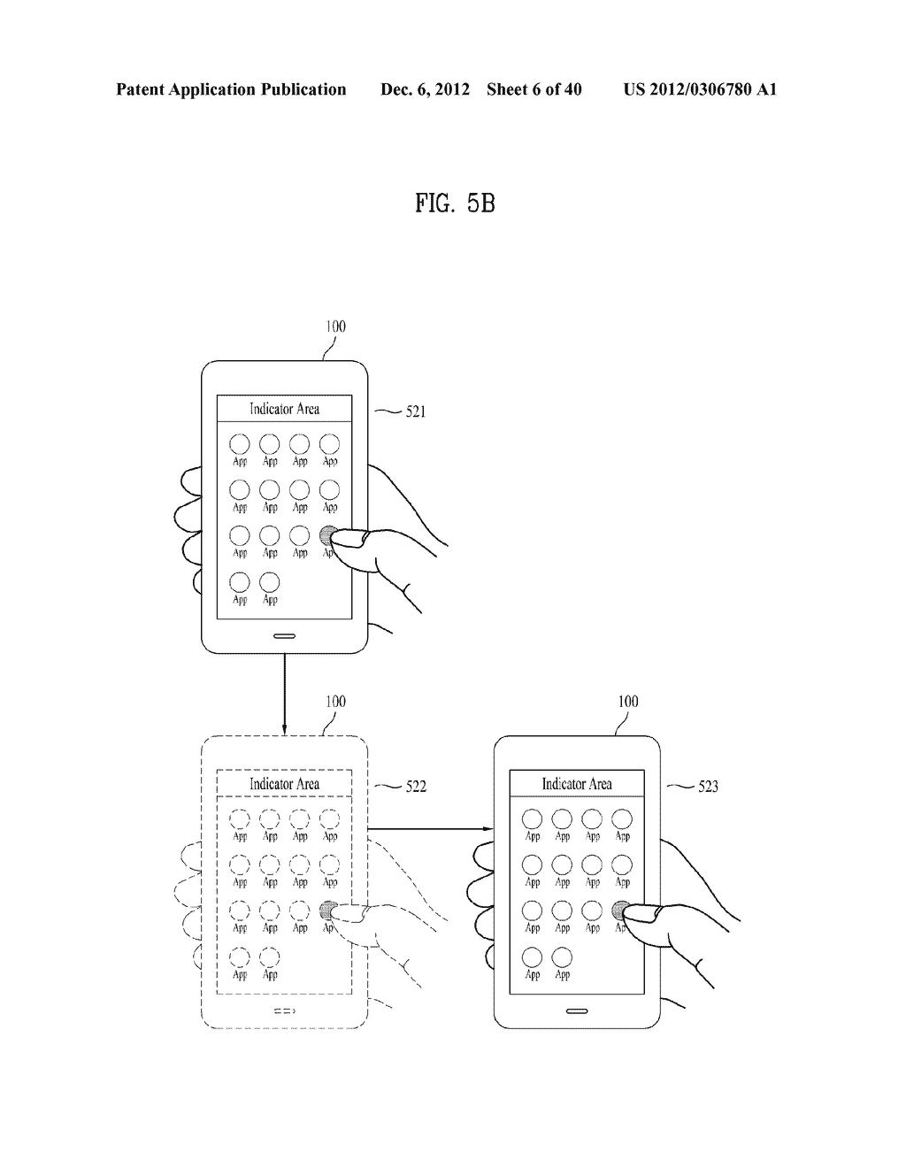 MOBILE TERMINAL AND CONTROLLING METHOD THEREOF - diagram, schematic, and image 07