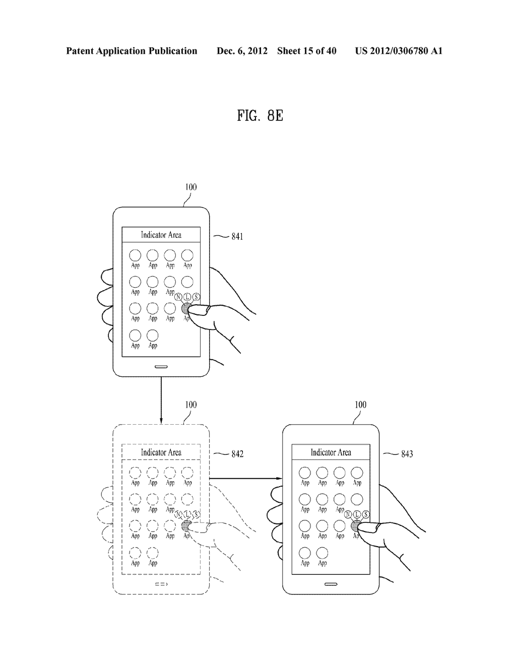 MOBILE TERMINAL AND CONTROLLING METHOD THEREOF - diagram, schematic, and image 16