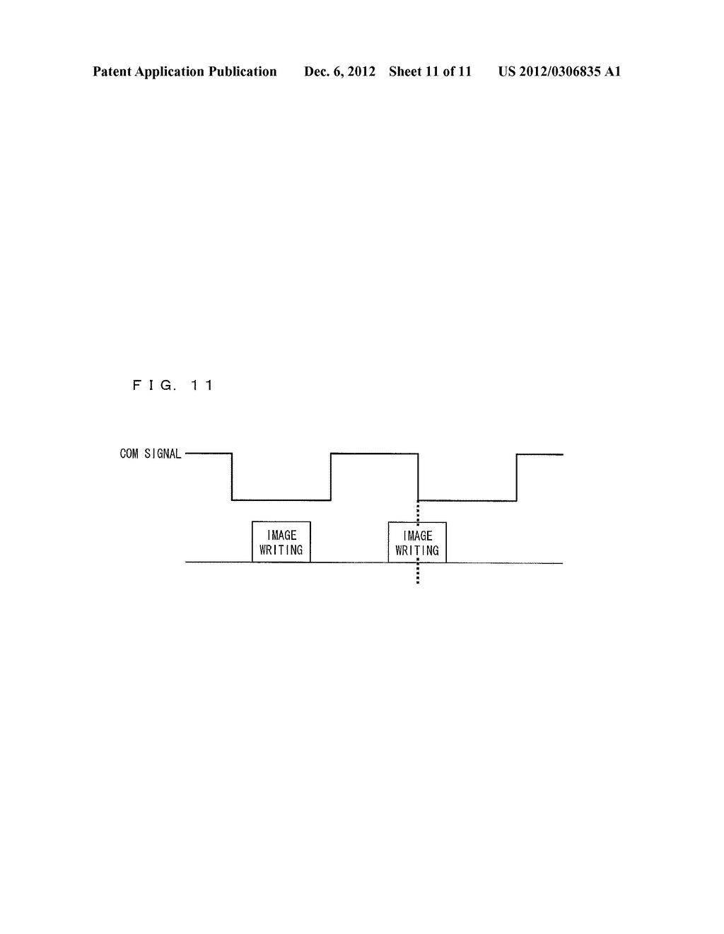 LIQUID CRYSTAL DISPLAY DEVICE, DISPLAY METHOD, DISPLAY PROGRAMME, AND     COMPUTER READABLE RECORDING MEDIUM - diagram, schematic, and image 12