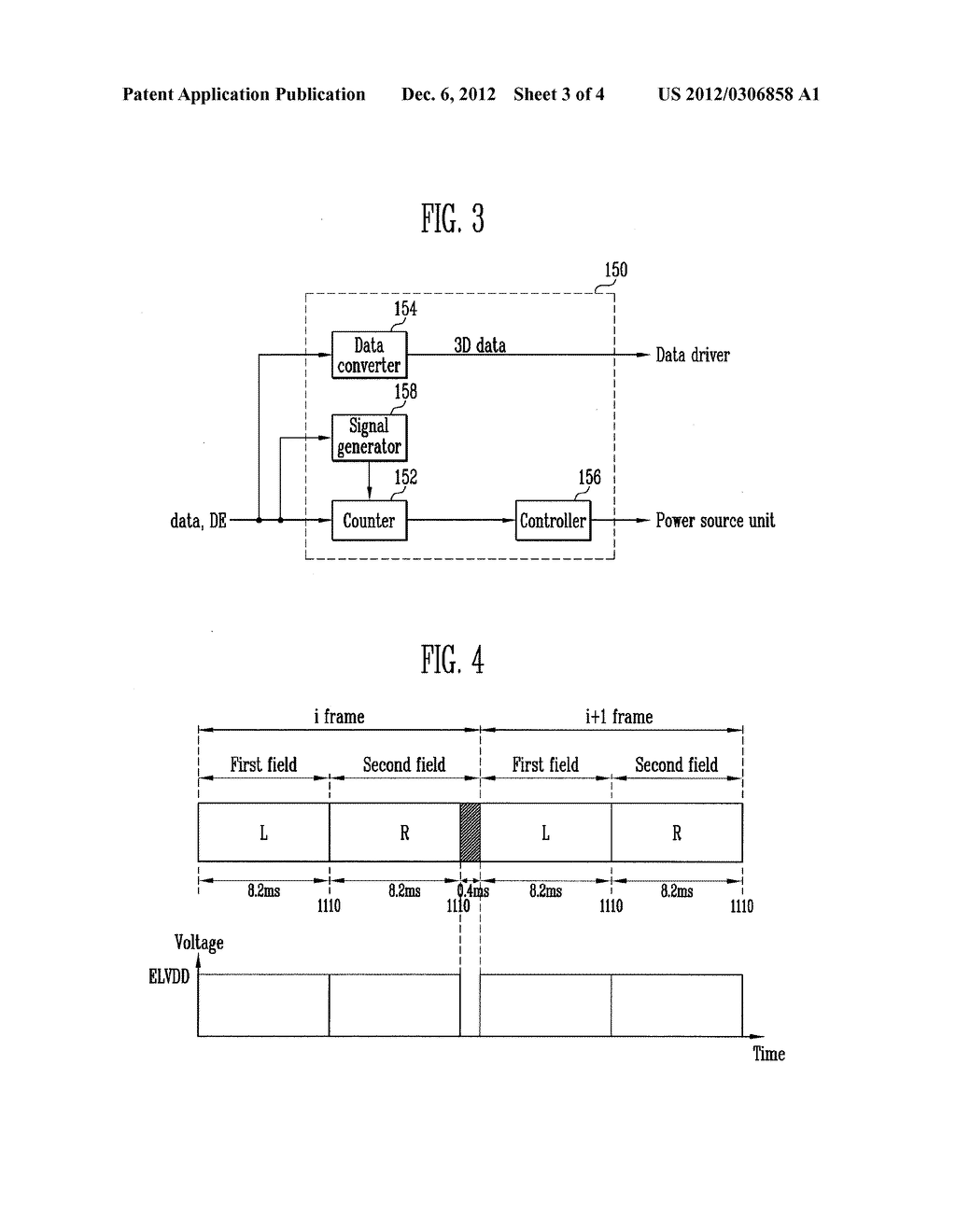 ORGANIC LIGHT EMITTING DISPLAY AND METHOD OF DRIVING THE SAME - diagram, schematic, and image 04