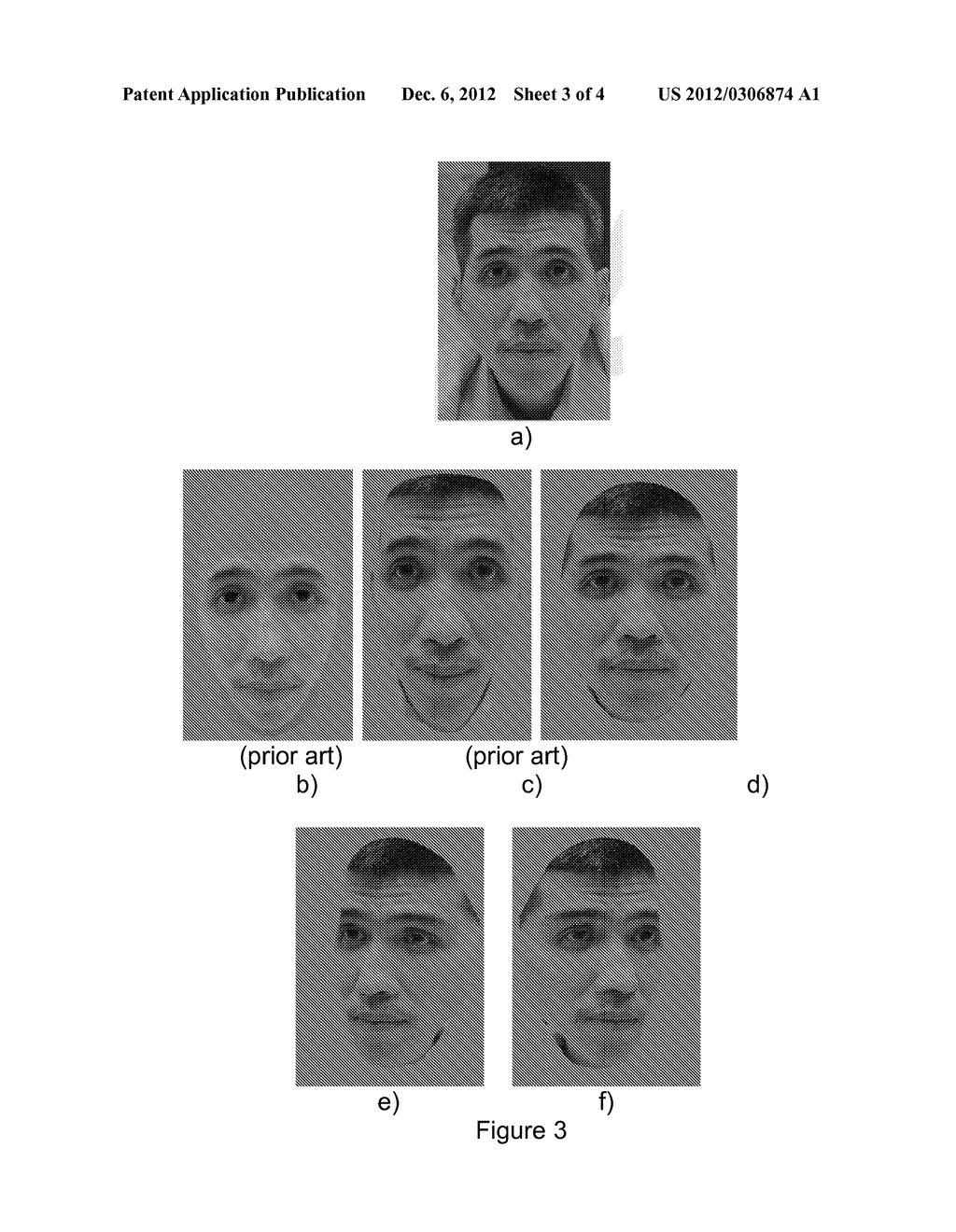 METHOD AND SYSTEM FOR SINGLE VIEW IMAGE 3 D FACE SYNTHESIS - diagram, schematic, and image 04