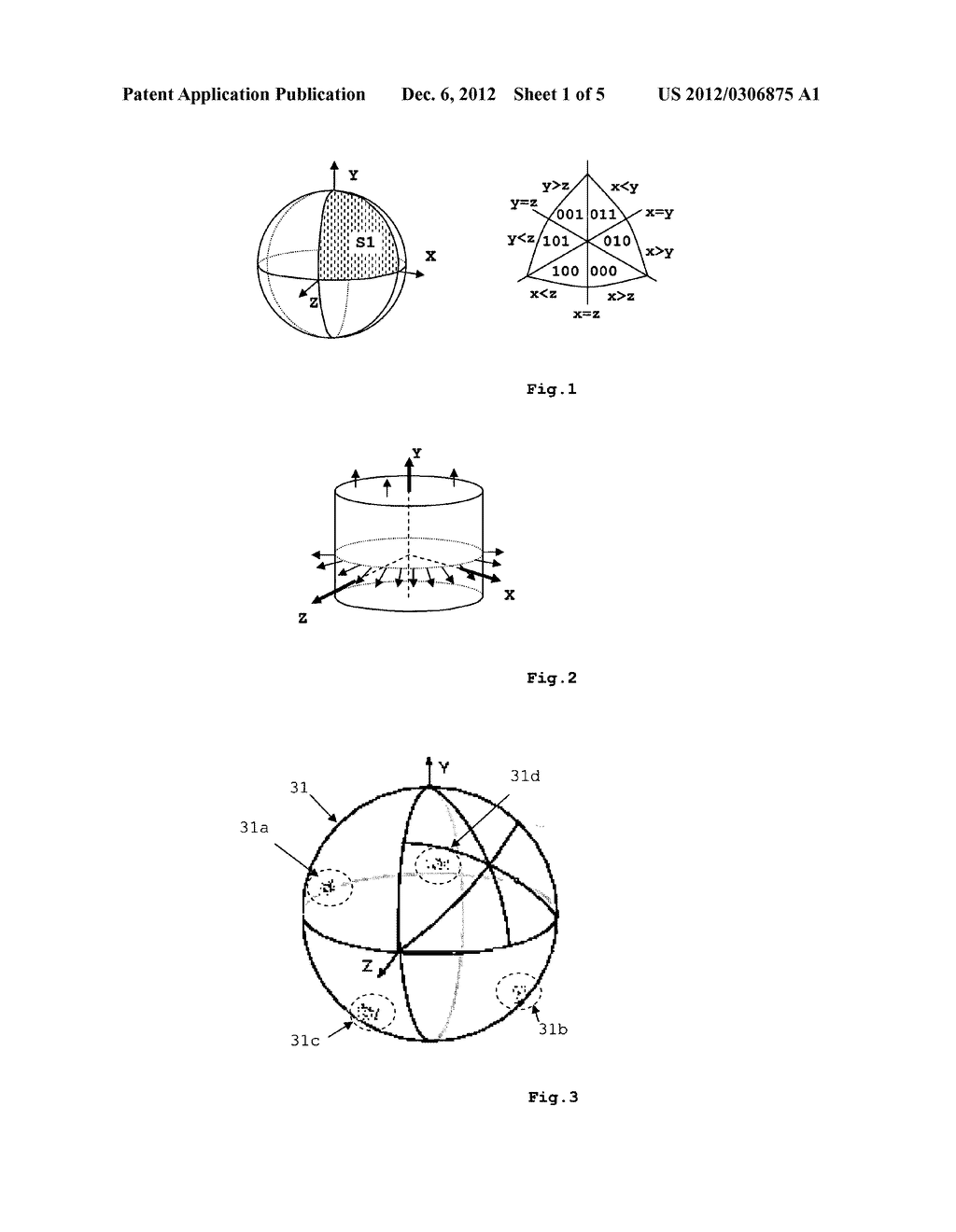 METHOD FOR ENCODING NORMALS OF A 3D MESH MODEL, METHOD FOR DECODING     NORMALS OF A 3D MESH MODEL, ENCODER AND DECODER - diagram, schematic, and image 02