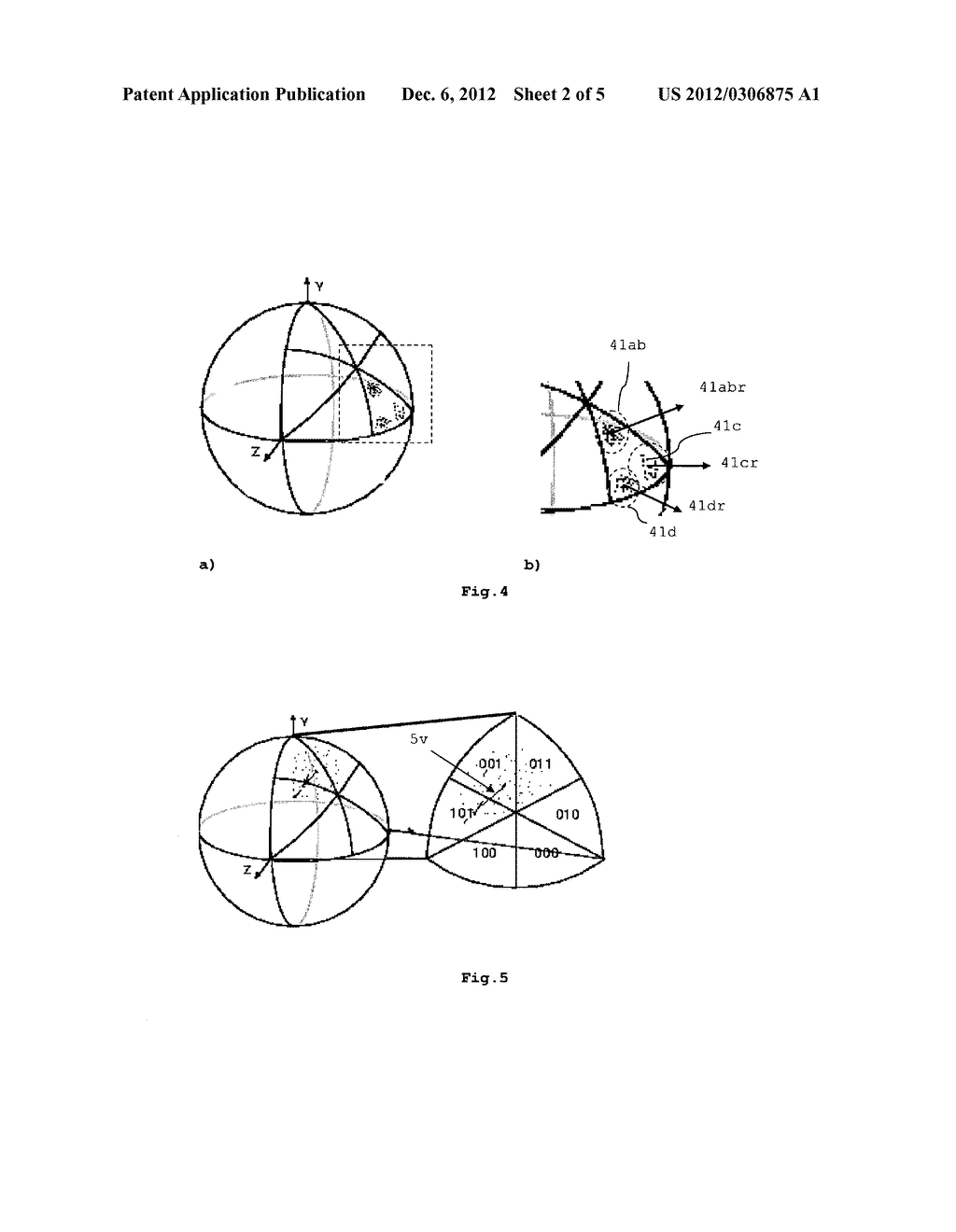METHOD FOR ENCODING NORMALS OF A 3D MESH MODEL, METHOD FOR DECODING     NORMALS OF A 3D MESH MODEL, ENCODER AND DECODER - diagram, schematic, and image 03
