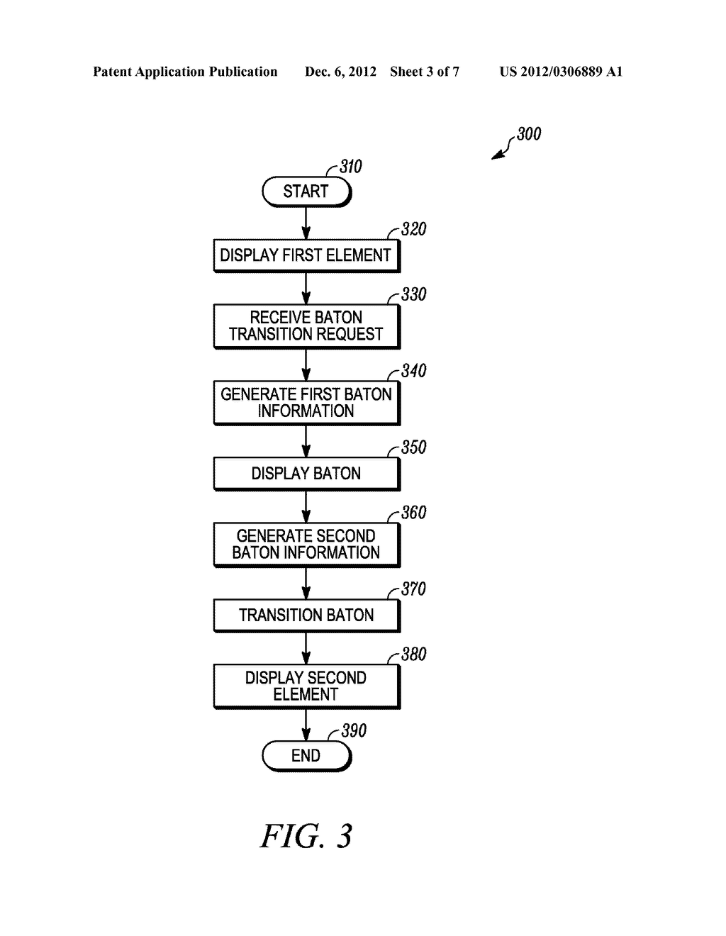 METHOD AND APPARATUS FOR OBJECT-BASED TRANSITION EFFECTS FOR A USER     INTERFACE - diagram, schematic, and image 04