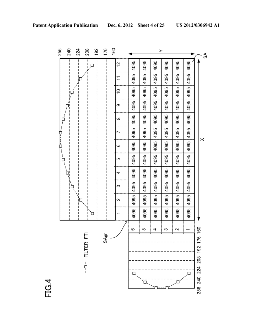ILLUMINATION DEVICE, DISPLAY DEVICE, DATA GENERATION METHOD, DATA     GENERATION PROGRAM AND RECORDING MEDIUM - diagram, schematic, and image 05