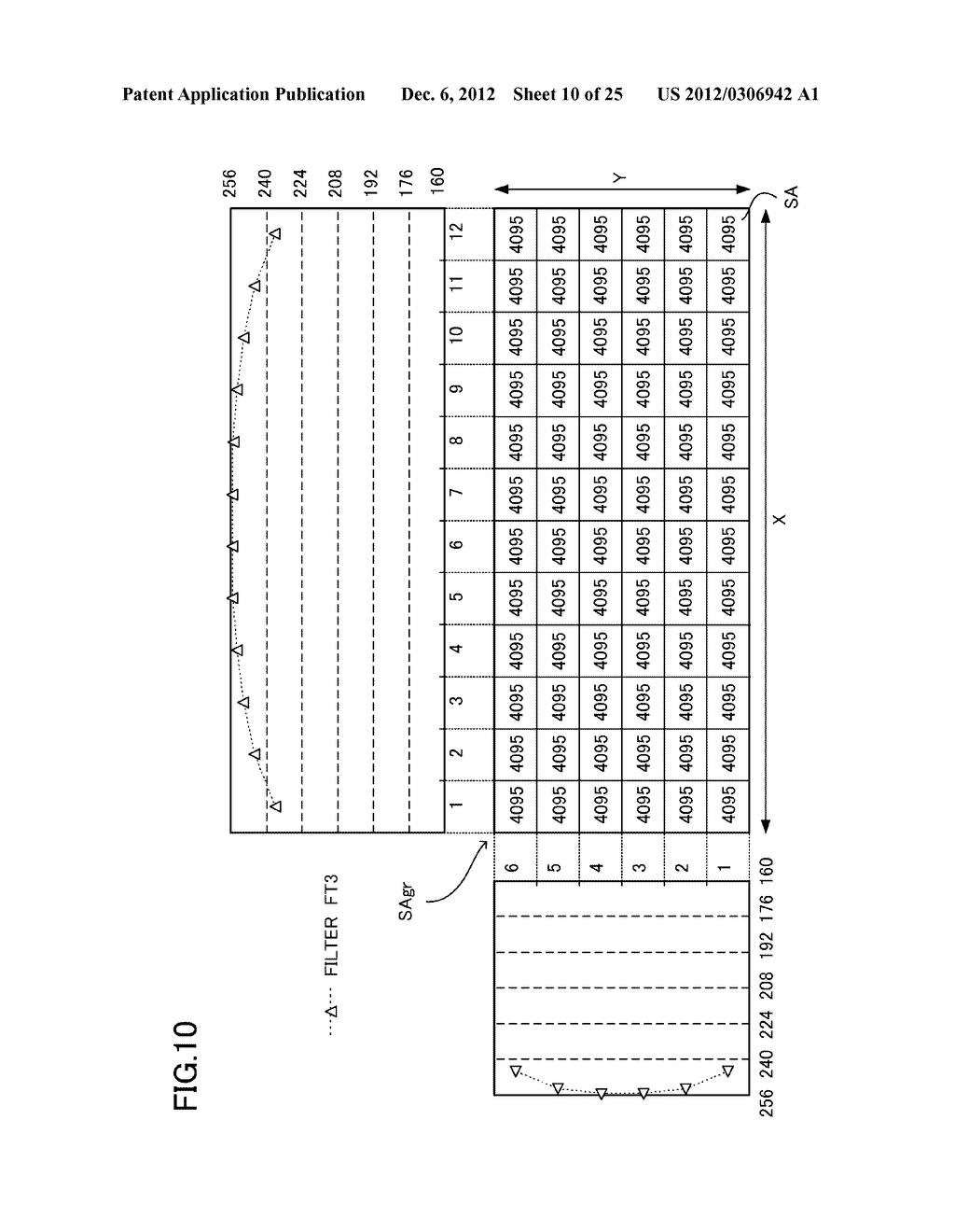 ILLUMINATION DEVICE, DISPLAY DEVICE, DATA GENERATION METHOD, DATA     GENERATION PROGRAM AND RECORDING MEDIUM - diagram, schematic, and image 11