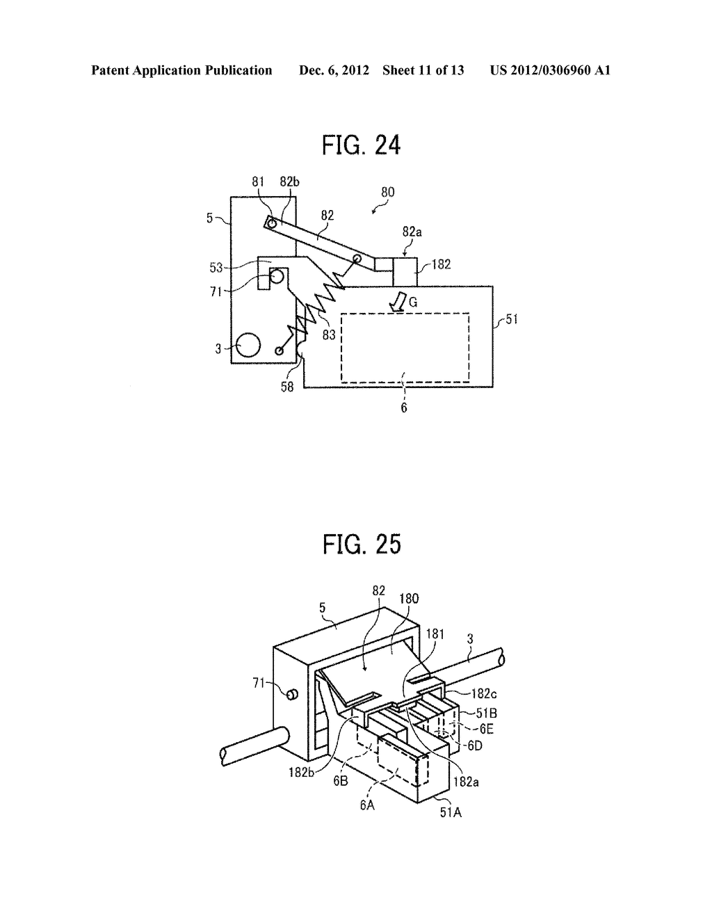 IMAGE FORMING APPARATUS INCLUDING RECORDING HEAD FOR EJECTING LIQUID     DROPLETS - diagram, schematic, and image 12
