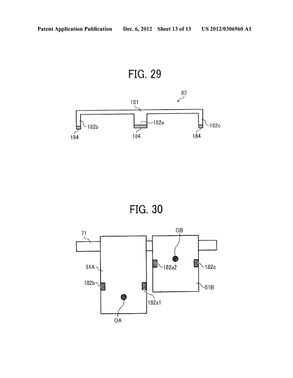 IMAGE FORMING APPARATUS INCLUDING RECORDING HEAD FOR EJECTING LIQUID     DROPLETS - diagram, schematic, and image 14