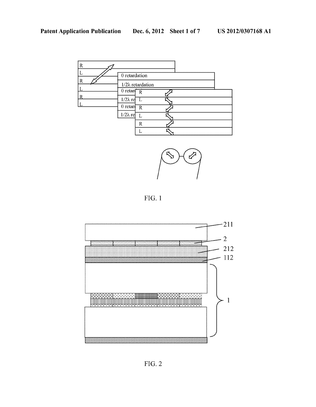 3D DISPLAY PANEL AND METHOD OF MANUFACTURING PHASE DIFFERENCE PLATE - diagram, schematic, and image 02