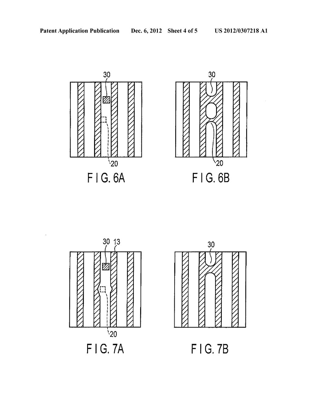 METHOD OF CORRECTING DEFECTS IN A REFLECTION-TYPE MASK AND MASK-DEFECT     CORRECTION APPARATUS - diagram, schematic, and image 05
