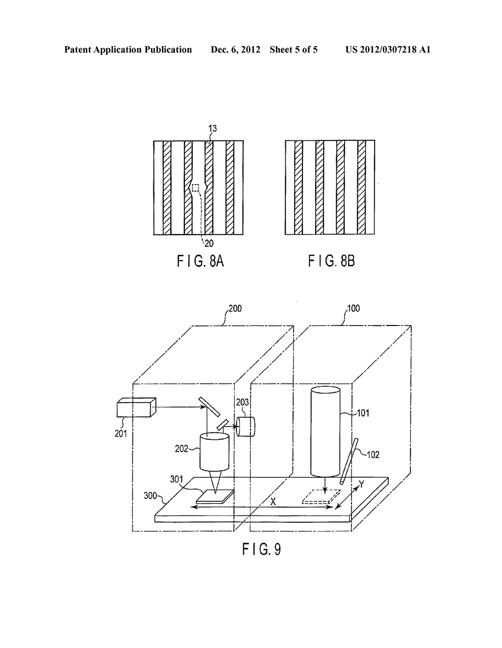 METHOD OF CORRECTING DEFECTS IN A REFLECTION-TYPE MASK AND MASK-DEFECT     CORRECTION APPARATUS - diagram, schematic, and image 06