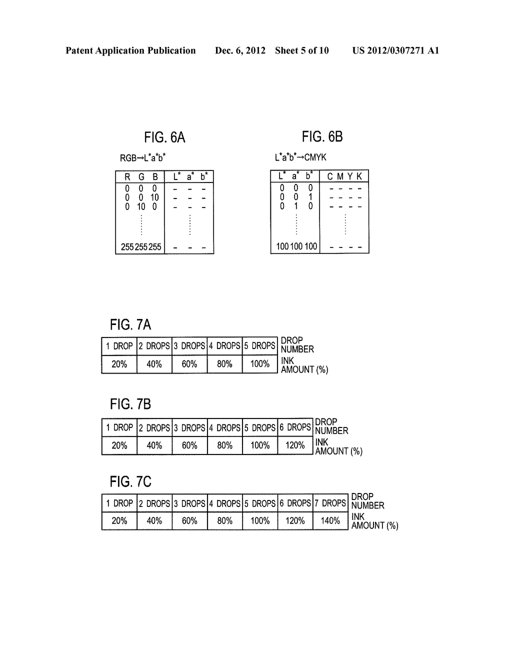 PRINTING METHOD AND PRINTING PROCESSOR FOR COLOR IMAGES - diagram, schematic, and image 06