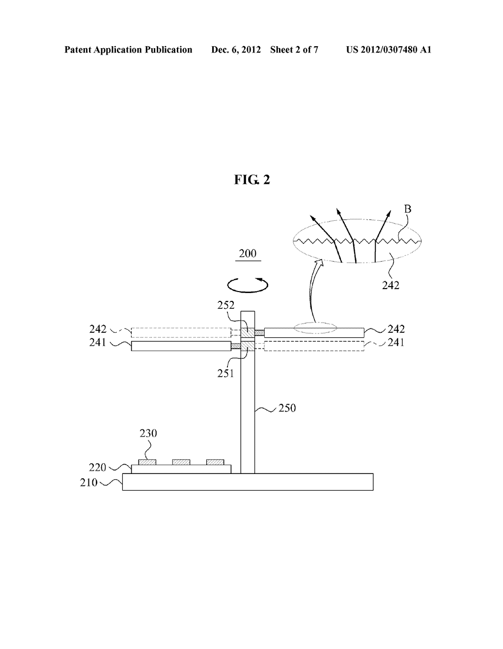 LIGHT EMITTING DIODE MODULE AND LIGHTING APPARATUS USING THE SAME - diagram, schematic, and image 03