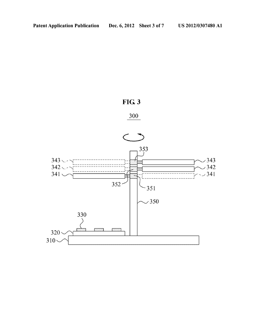LIGHT EMITTING DIODE MODULE AND LIGHTING APPARATUS USING THE SAME - diagram, schematic, and image 04