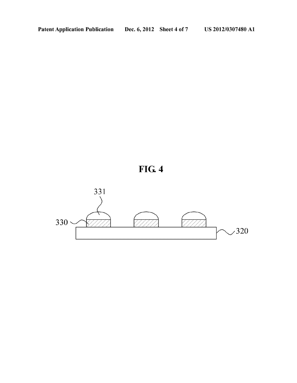 LIGHT EMITTING DIODE MODULE AND LIGHTING APPARATUS USING THE SAME - diagram, schematic, and image 05