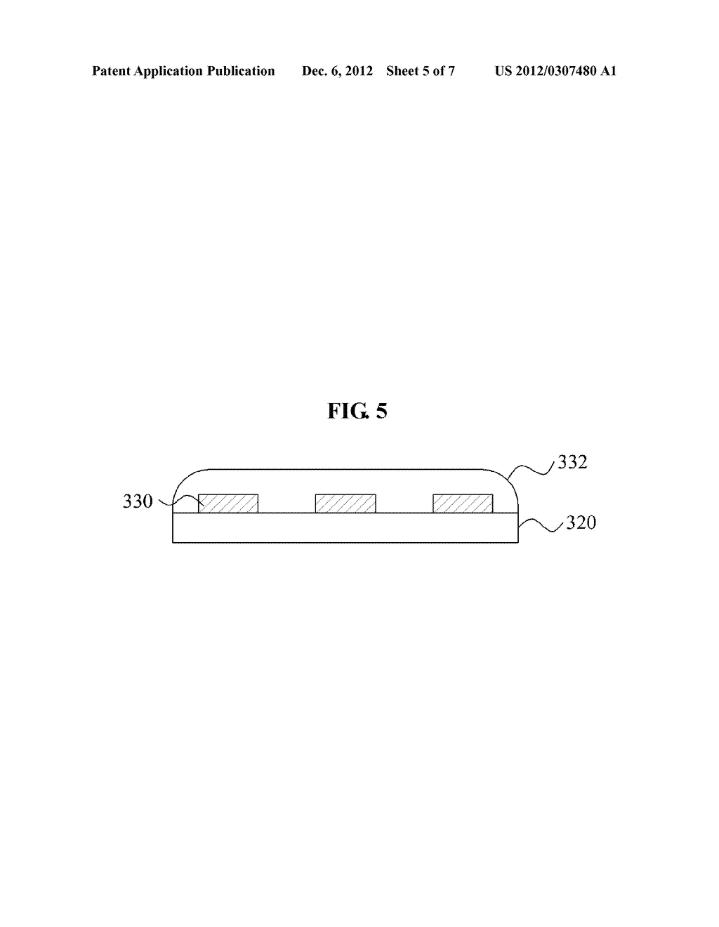 LIGHT EMITTING DIODE MODULE AND LIGHTING APPARATUS USING THE SAME - diagram, schematic, and image 06