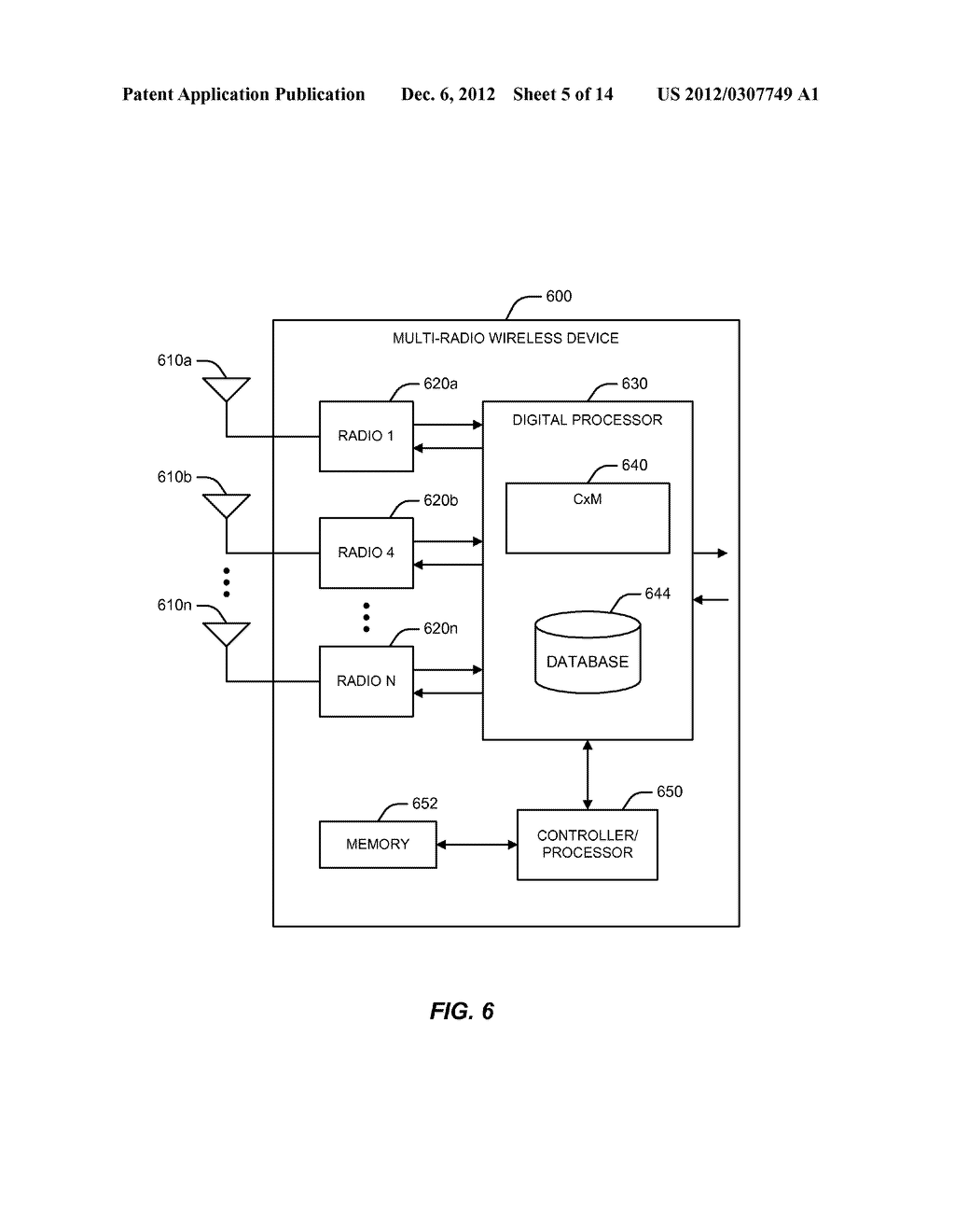 CONFIGURABLE FILTER FOR MULTI-RADIO INTERFERENCE MITIGATION - diagram, schematic, and image 06