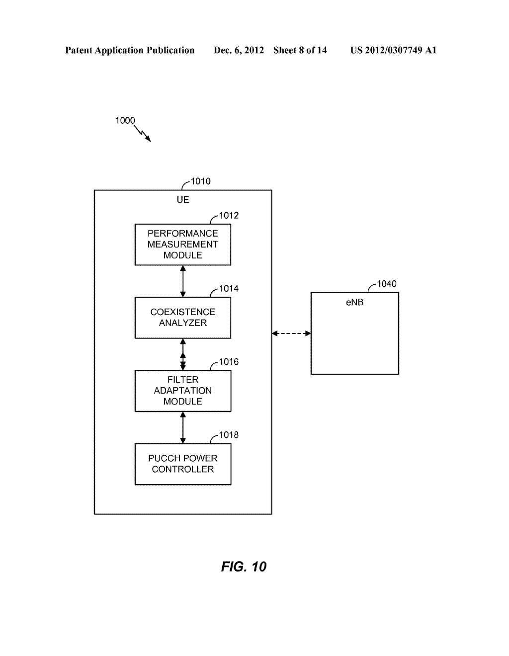CONFIGURABLE FILTER FOR MULTI-RADIO INTERFERENCE MITIGATION - diagram, schematic, and image 09