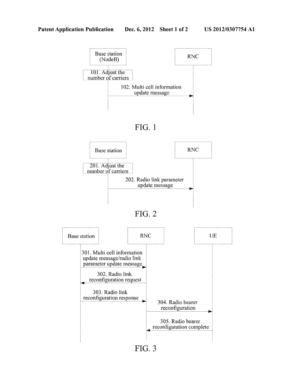 Method and System for Managing Carrier Information in Multi-Carrier System - diagram, schematic, and image 02