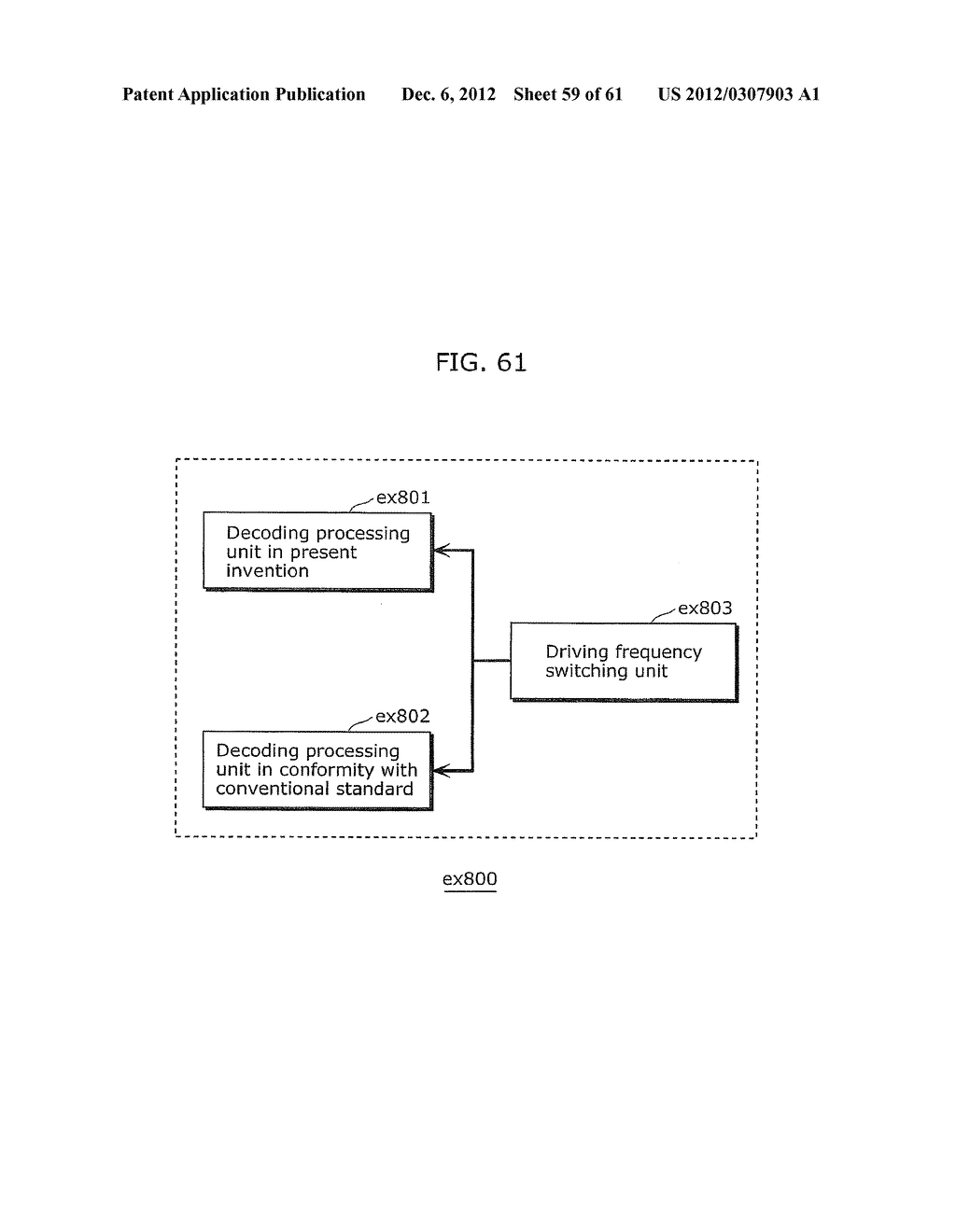 MOVING PICTURE CODING METHOD, MOVING PICTURE CODING APPARATUS, MOVING     PICTURE DECODING METHOD, MOVING PICTURE DECODING APPARATUS, AND MOVING     PICTURE CODING AND DECODING APPARATUS - diagram, schematic, and image 60
