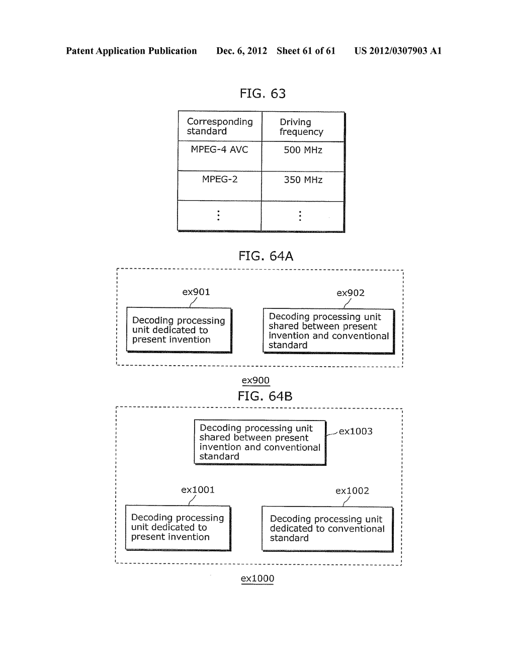 MOVING PICTURE CODING METHOD, MOVING PICTURE CODING APPARATUS, MOVING     PICTURE DECODING METHOD, MOVING PICTURE DECODING APPARATUS, AND MOVING     PICTURE CODING AND DECODING APPARATUS - diagram, schematic, and image 62