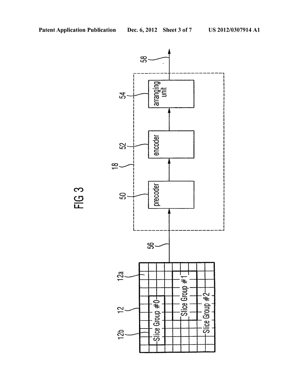 APPARATUS AND METHOD FOR CODING AN INFORMATION SIGNAL INTO A DATA STREAM,     CONVERTING THE DATA STREAM AND DECODING THE DATA STREAM - diagram, schematic, and image 04