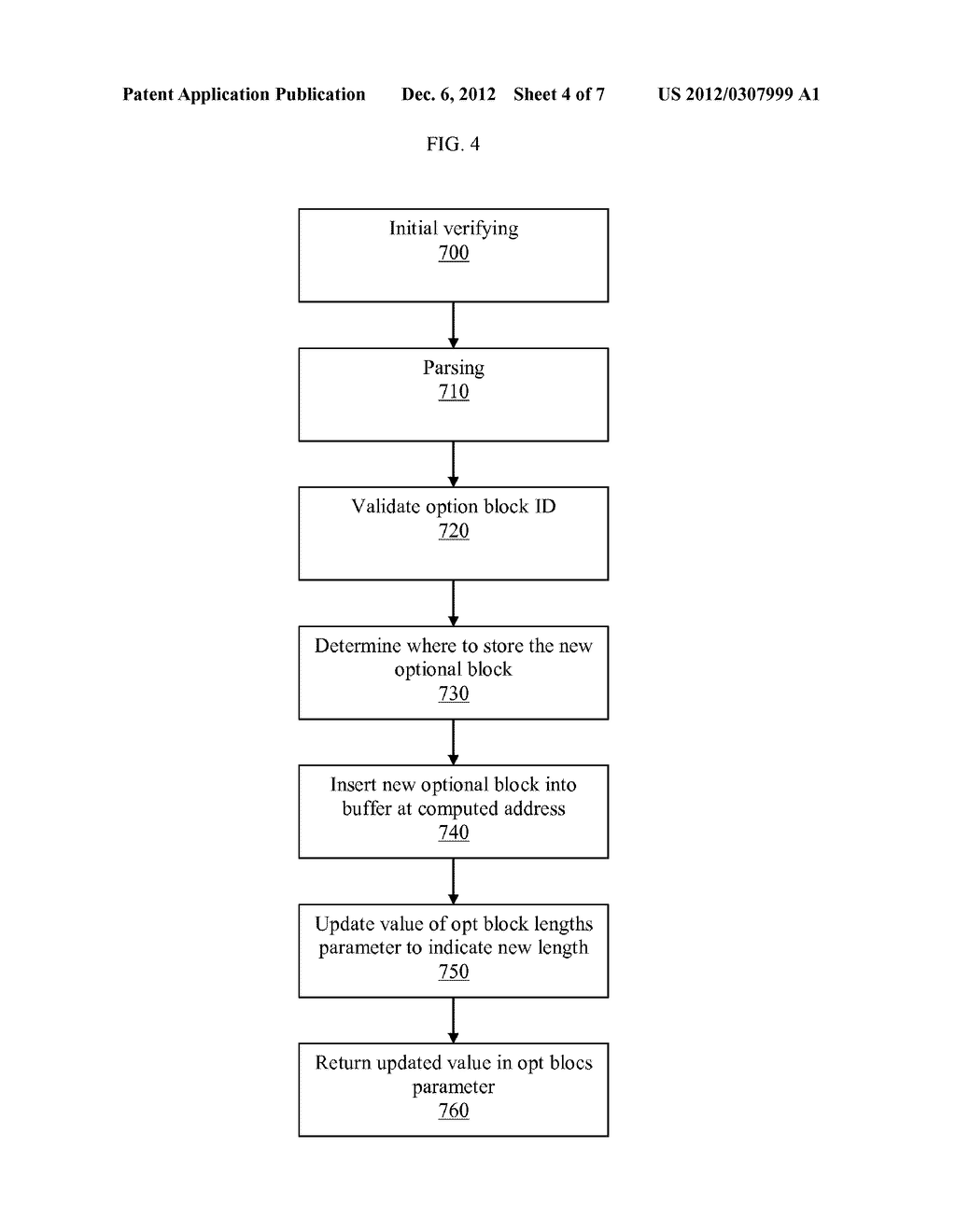 PROTECTING A CONTROL VECTOR IN AN OPTIONAL BLOCK OF A STANDARD KEY BLOCK - diagram, schematic, and image 05