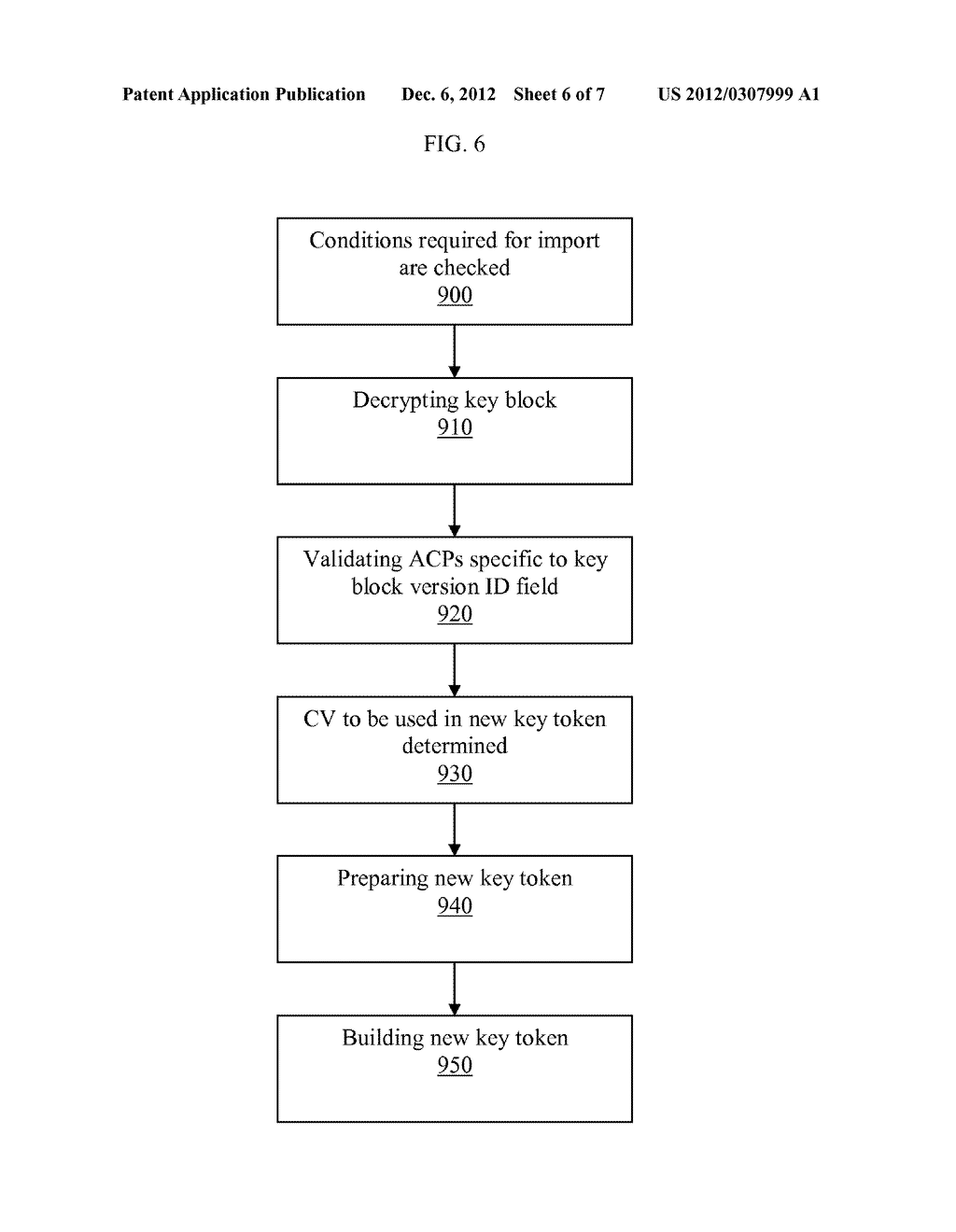 PROTECTING A CONTROL VECTOR IN AN OPTIONAL BLOCK OF A STANDARD KEY BLOCK - diagram, schematic, and image 07