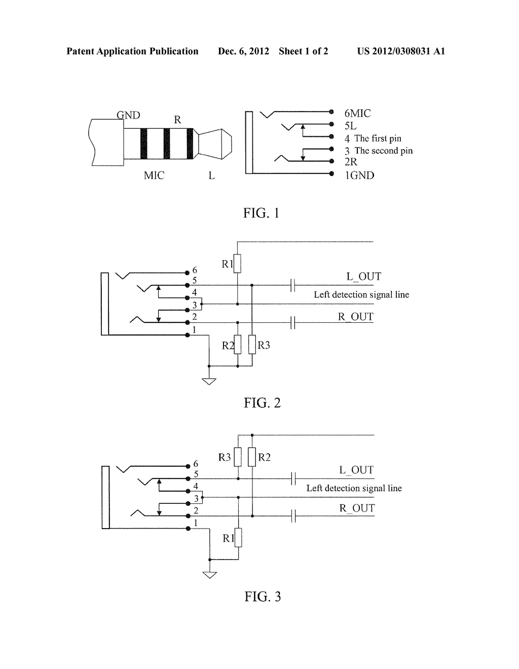 EARPHONE PULLING AND PLUGGING DETECTION CIRCUIT - diagram, schematic, and image 02