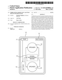 Mobile Device Protective Case with Built-in Speaker System diagram and image