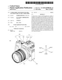 CAMERA BODY AND INTERCHANGEABLE LENS MOUNTABLE TO THE CAMERA BODY diagram and image