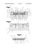 DEVICE FOR BRIDGING AN EXPANSION JOINT diagram and image