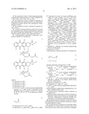 TETRACYCLIC ANTHRAQUINONES POSSESSING ANTI-CANCER PROPERTIES diagram and image