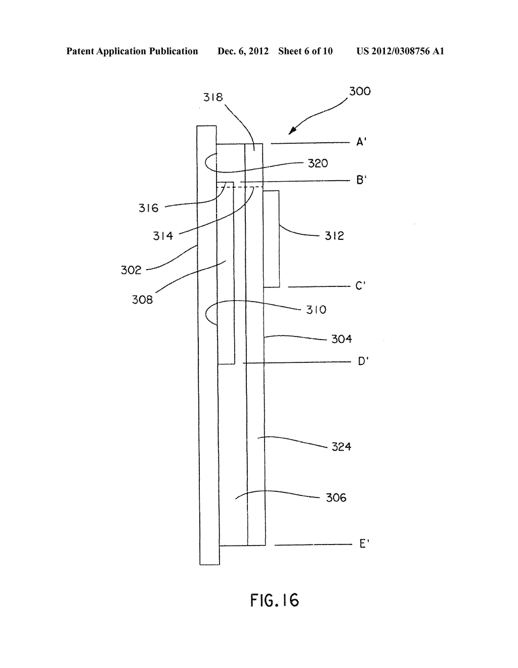 Self-Laminating Rotating Cable Marker Label with Breakaway Portion - diagram, schematic, and image 07