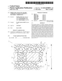 PRODUCTION AND USE OF CERAMIC COMPOSITE MATERIALS BASED ON A POLYMERIC     CARRIER FILM diagram and image