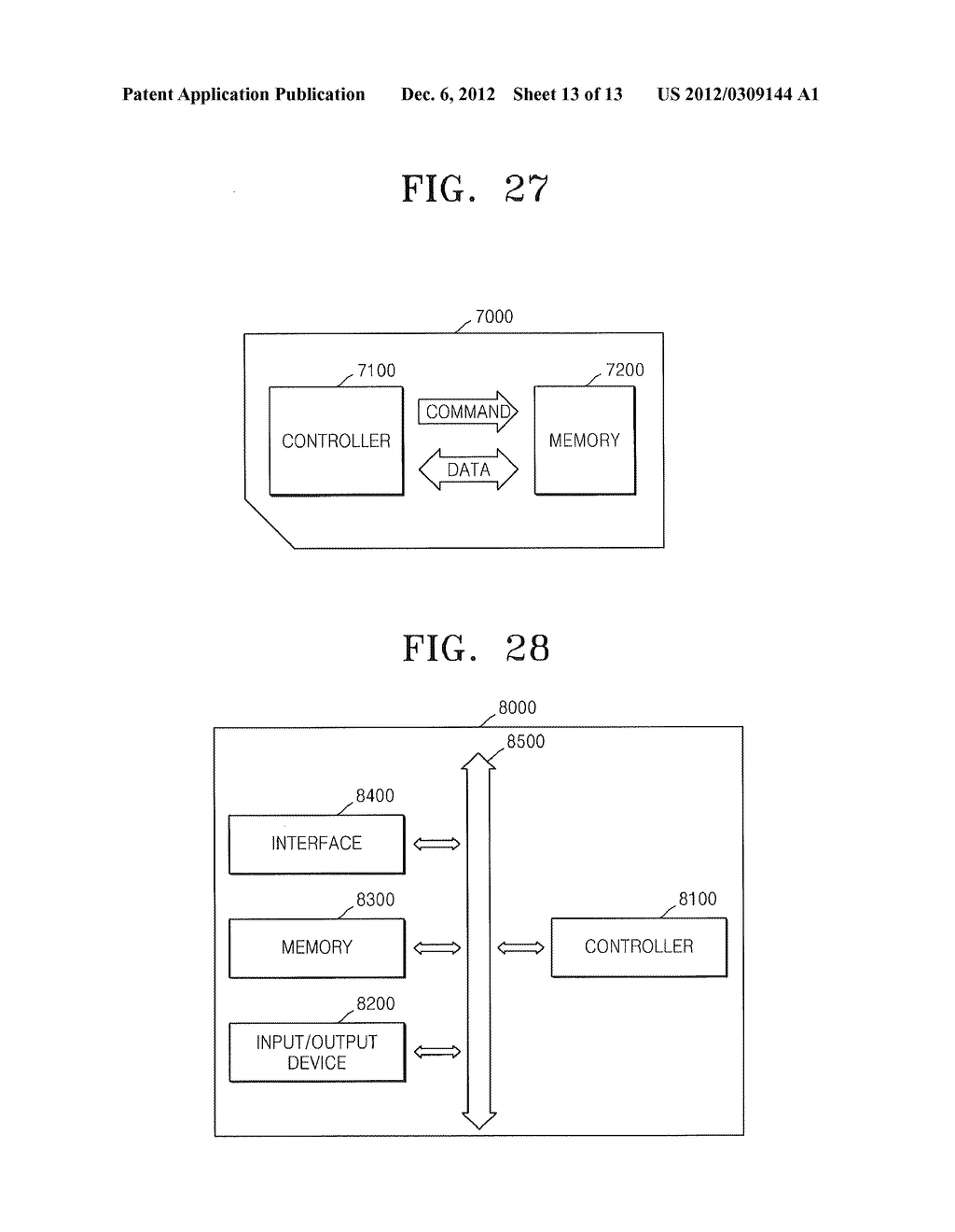 METHODS OF FORMING MOSFET DEVICES USING NITROGEN-INJECTED OXIDE LAYERS TO     FORM GATE INSULATING LAYERS HAVING DIFFERENT THICKNESSES - diagram, schematic, and image 14