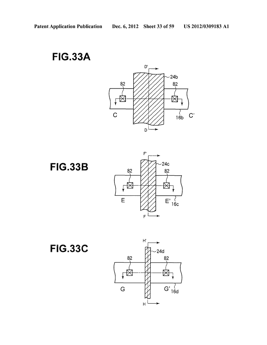SEMICONDUCTOR DEVICE AND METHOD OF MANUFACTURING THE SAME - diagram, schematic, and image 34